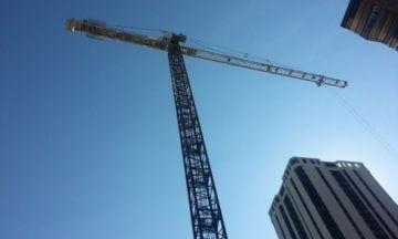 Kurs operatora żurawia wieżowego