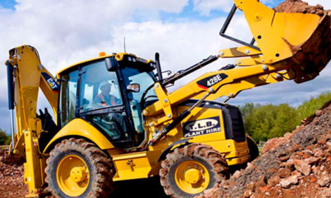 NASZE USŁUGI Kursy operatorów maszyn budowlanych